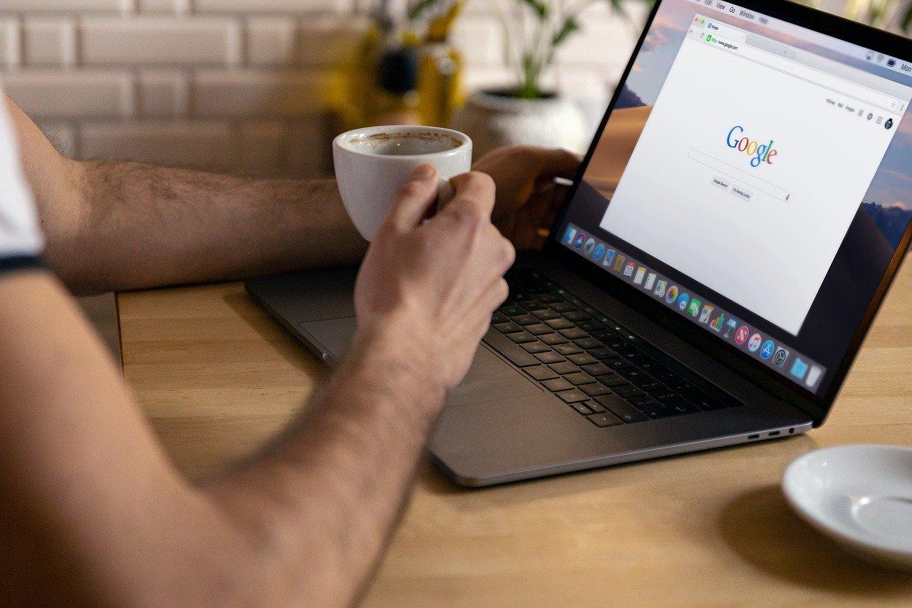 freelance, work, google